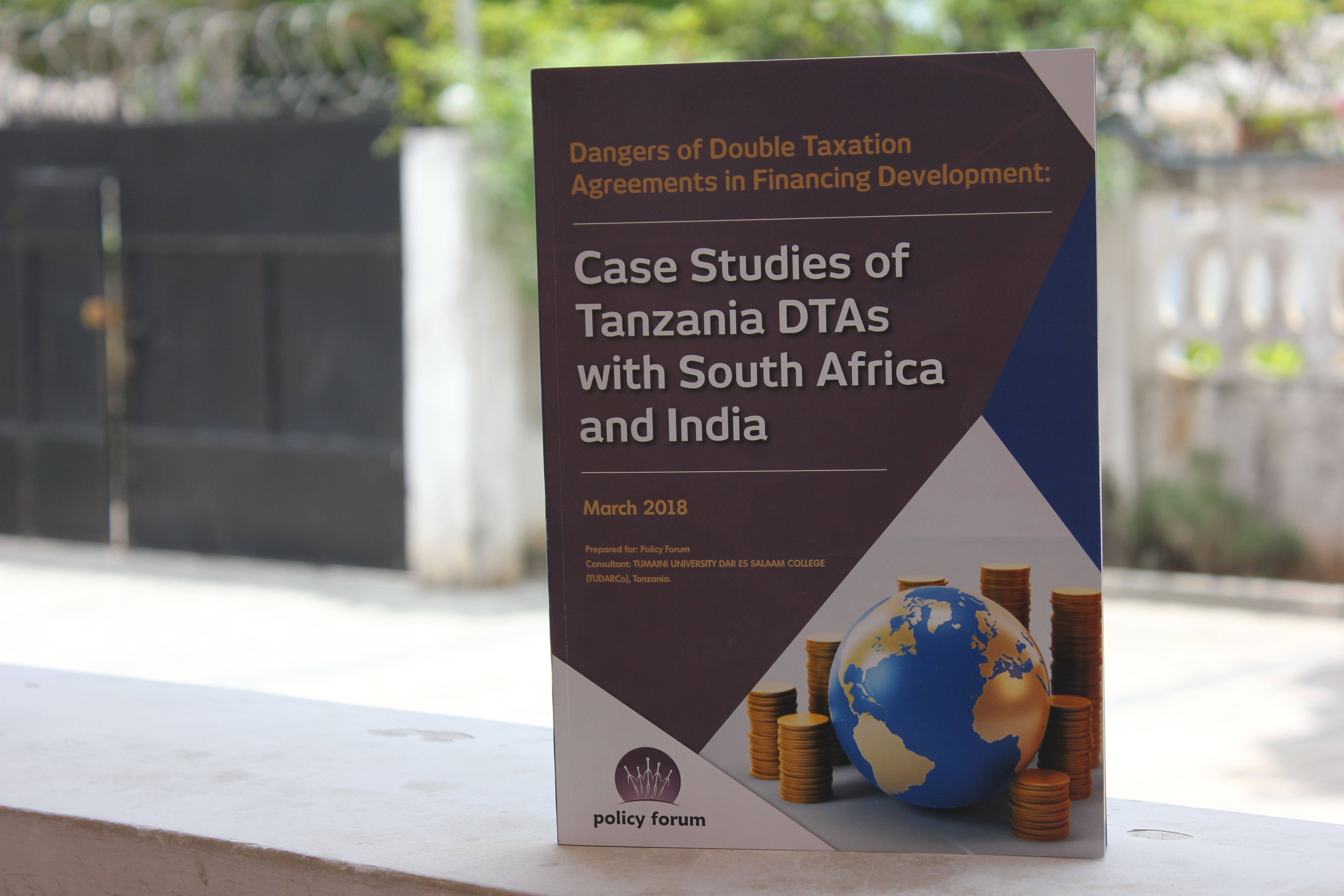 Dangers Of Double Taxation Agreements In Financing Development Case
