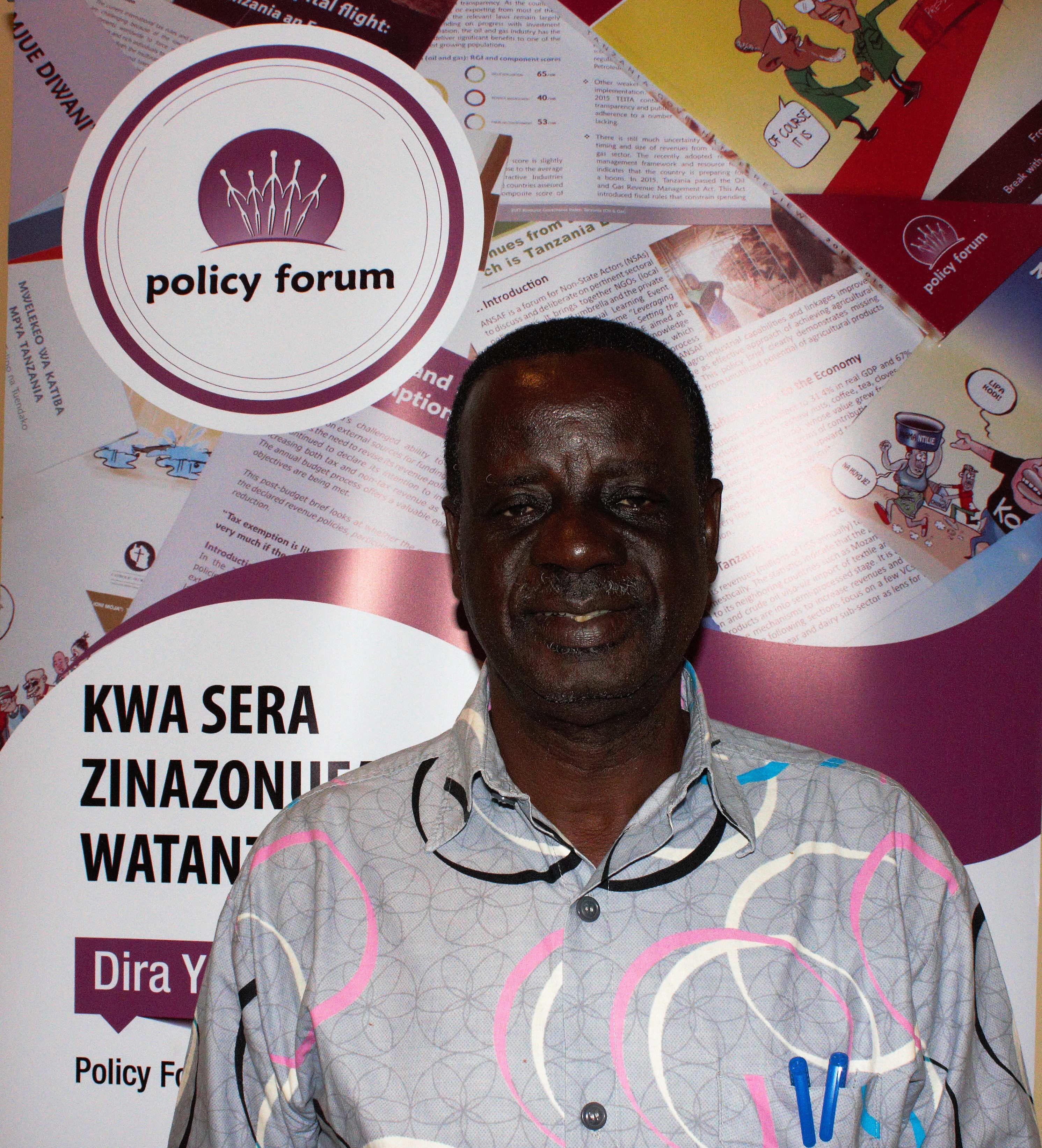 Policy Forum | Making policies work for people in Tanzania
